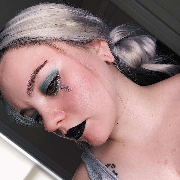 Atomic Makeup Liquid Lipstick & Disco Jelly
